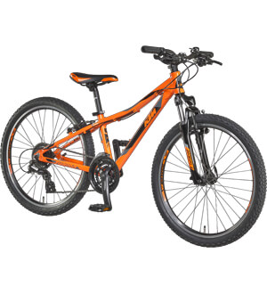 Bicicletta Mountain Bike Ktm