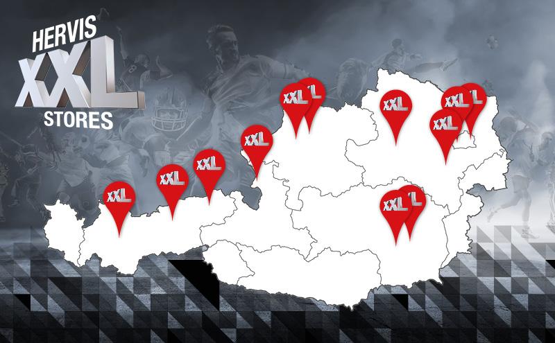 Xxl Sport Auswahl Hervis österreich