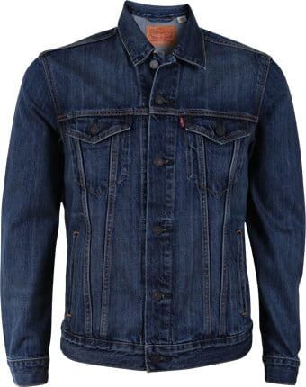 check out 3a683 c1cd1 The Trucker Jacket