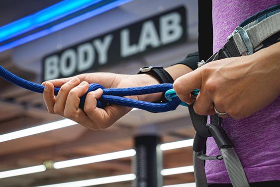 Kletterausrüstung Linz : Body lab hervis Österreich