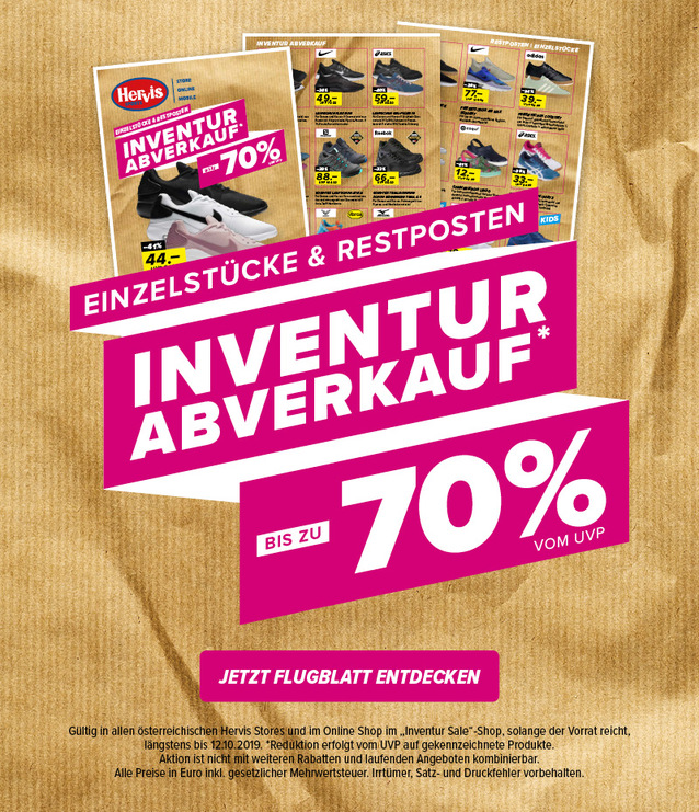 Sales | Hervis Online Shop