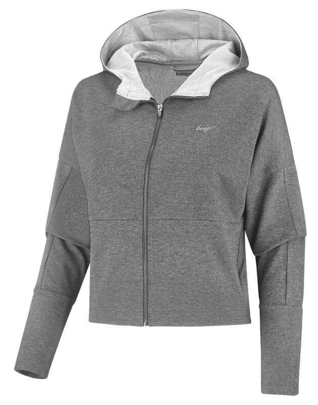 Fitness Hoody Jacket