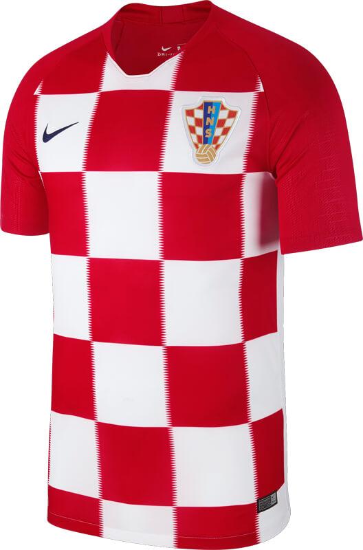 kroatien jacke nike rot